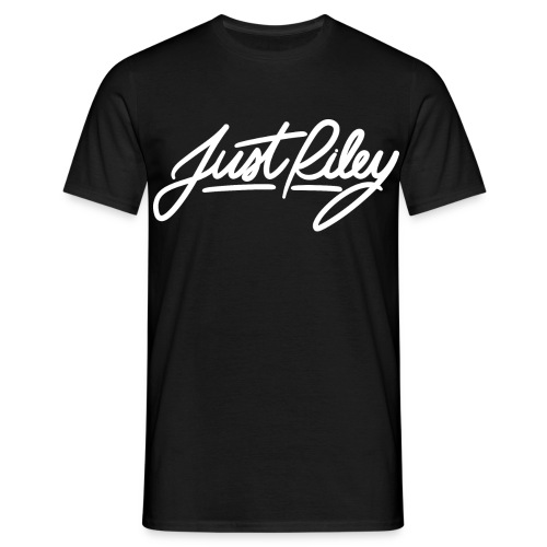 JRSigWhite - Men's T-Shirt