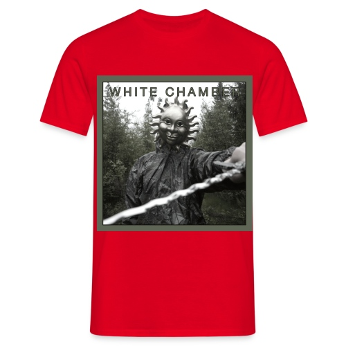 White Chamber Pale Tears - Men's T-Shirt