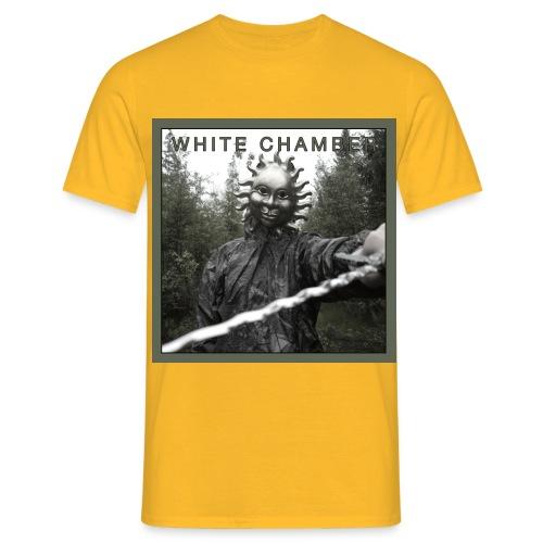 White Chamber Pale Tears - Men's T-Shirt