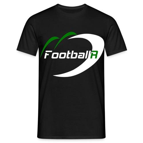 FootballR White - Männer T-Shirt