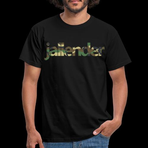 jallender Transparent - Men's T-Shirt