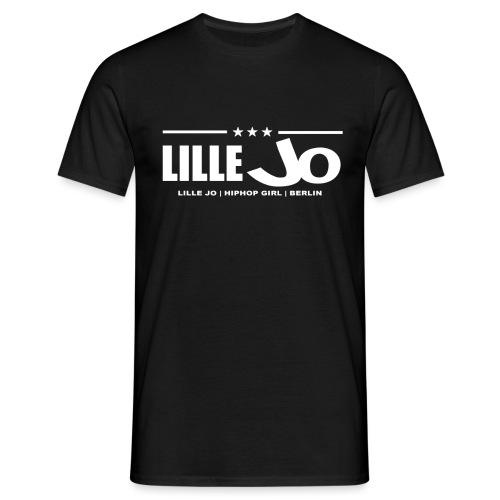lillejo 2018 X front cap png - Männer T-Shirt