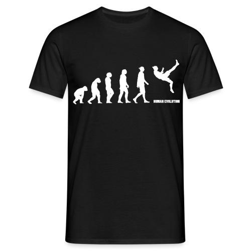 zlatan evolution white1 - T-shirt Homme