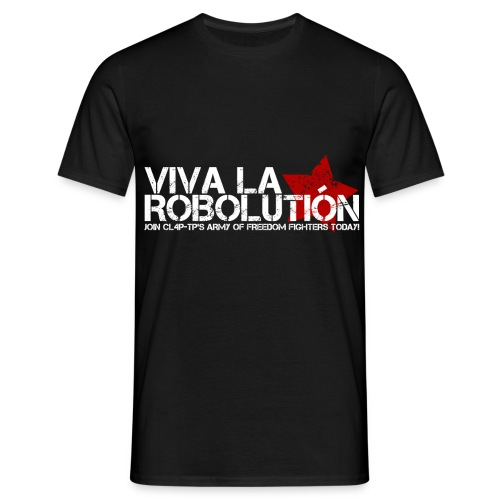 vivalarobolution - Men's T-Shirt