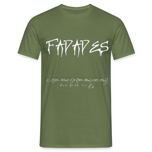 PSYCHOMATHEMATICAL METAL - T-shirt Homme