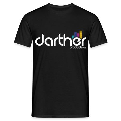 logo darther2 - T-shirt Homme