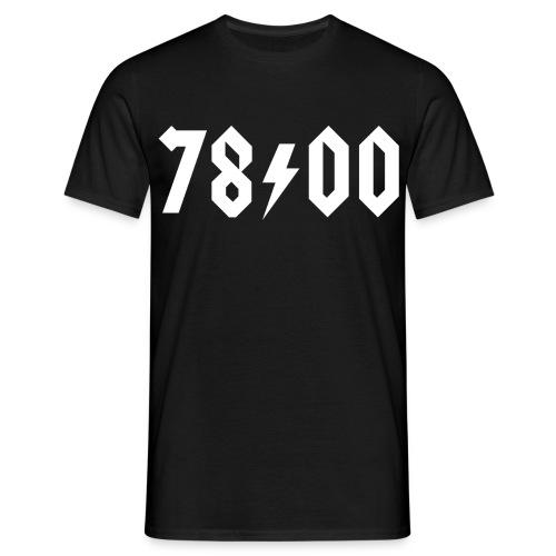 7800 - T-skjorte for menn