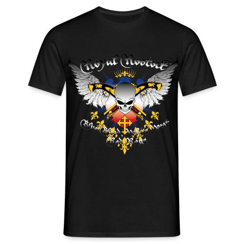 royal rostockfront 02 - Männer T-Shirt