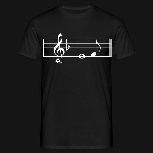 f shirt - Männer T-Shirt