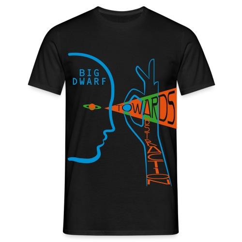 BIG DWARF Watchers - Men's T-Shirt