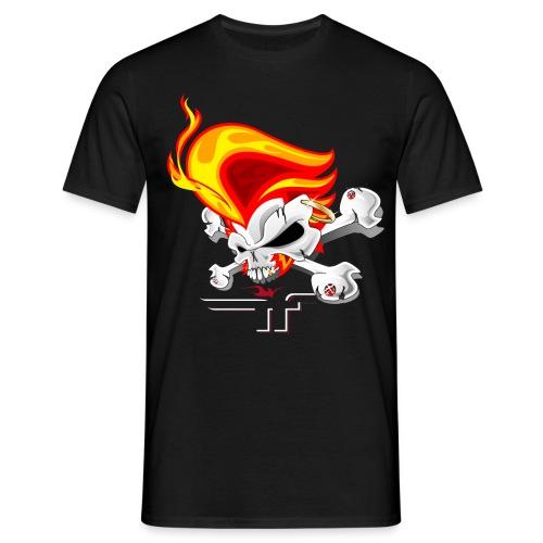 toroFlame4 01 png - Männer T-Shirt