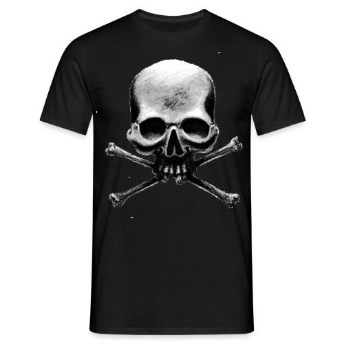 HardSkull - Maglietta da uomo