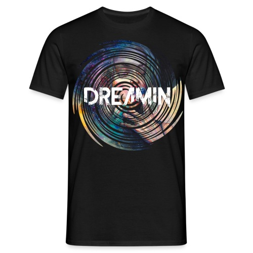Dreamin Colorfull Print - Männer T-Shirt