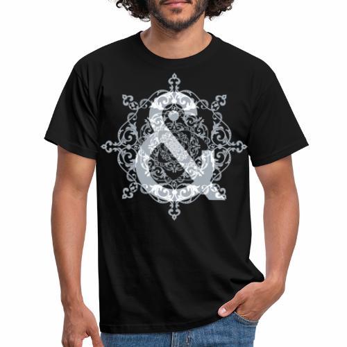 Escudo dark grey & ... - Camiseta hombre
