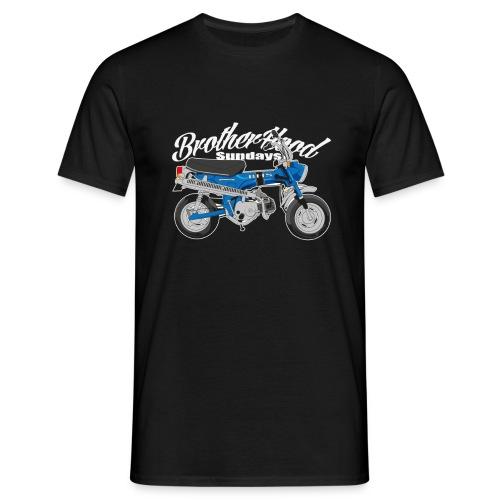 dax blue deco - T-shirt Homme