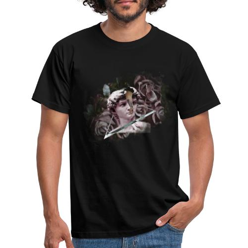 camisa david - Camiseta hombre