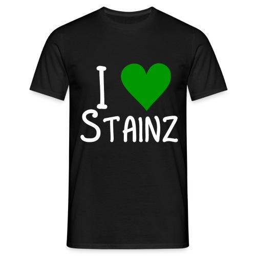 i love stainz - Männer T-Shirt