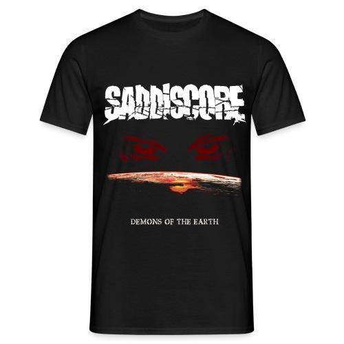 Demons Of The Earth - Männer T-Shirt