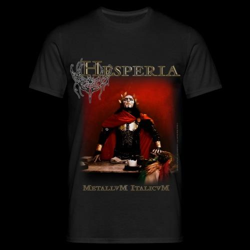 Hesperus-Metallvm Italicvm - Men's T-Shirt