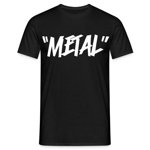 METAL - Men's T-Shirt