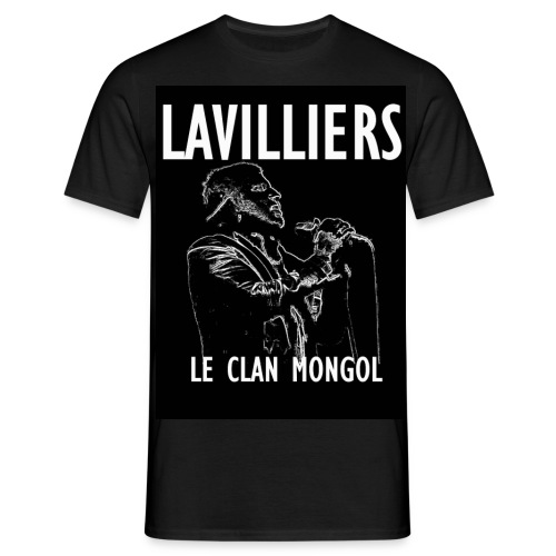 T Sirt LAVILLIERS new 2 jpg - T-shirt Homme
