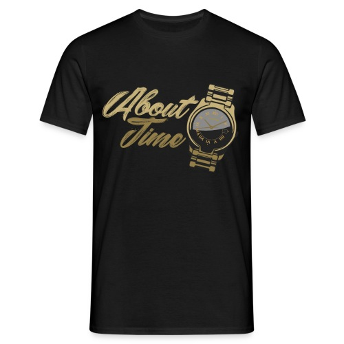 Its about time - Men's T-Shirt