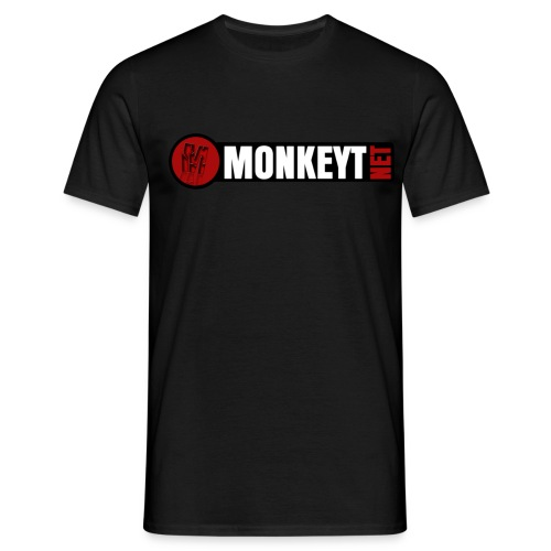 Monkeyt net - Miesten t-paita