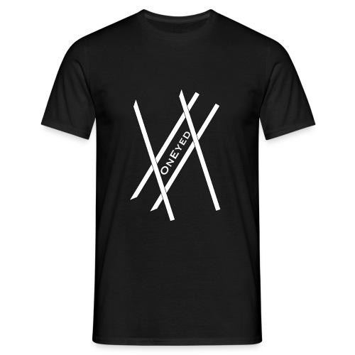 Architect OnEyed - Mannen T-shirt
