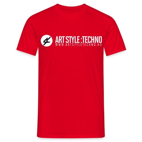 AST 2015 png - Men's T-Shirt