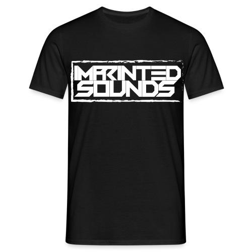 ImprintedSounds White - Men's T-Shirt