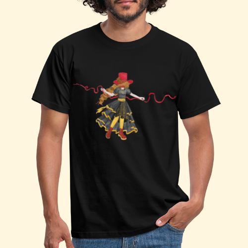 Ladybird - La célèbre uchronaute - T-shirt Homme