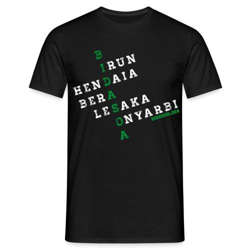 sopablancoverde - Camiseta hombre