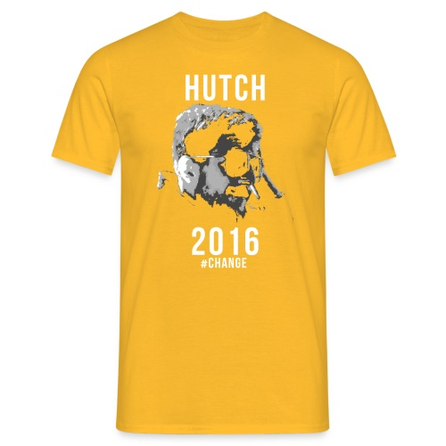 Hutch 2016 - Men's T-Shirt