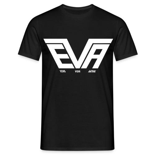 EVA Logo FB 01fürPfade - Männer T-Shirt