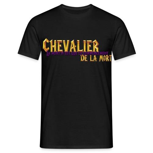 chevalier de la mort commencement - T-shirt Homme