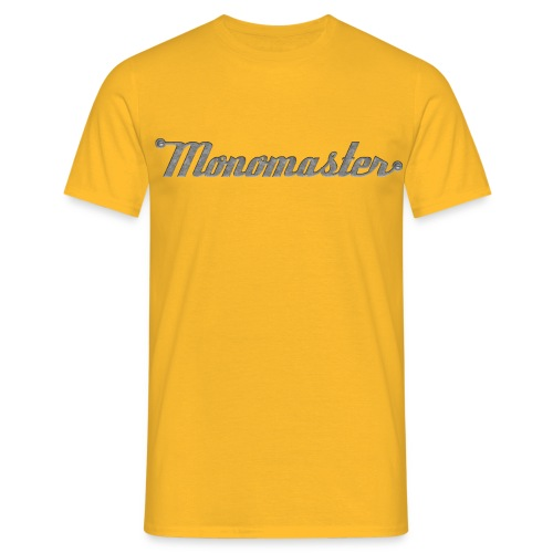 logosw - Männer T-Shirt