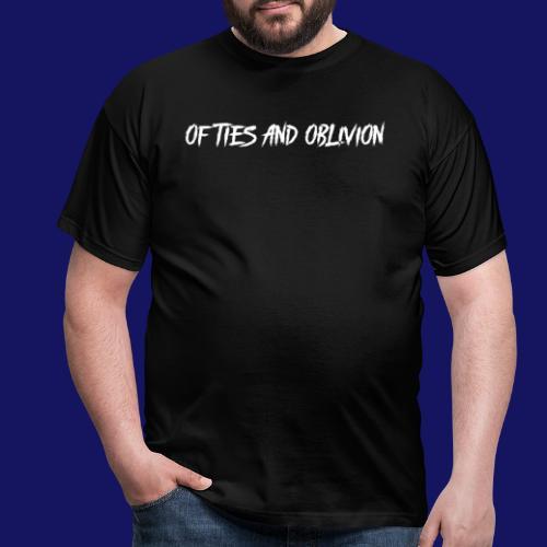 OTAO Front und Back Design - Männer T-Shirt