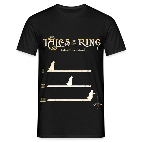 The Tales of the Ring - Men's T-Shirt