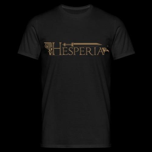New Roman Logo - Men's T-Shirt