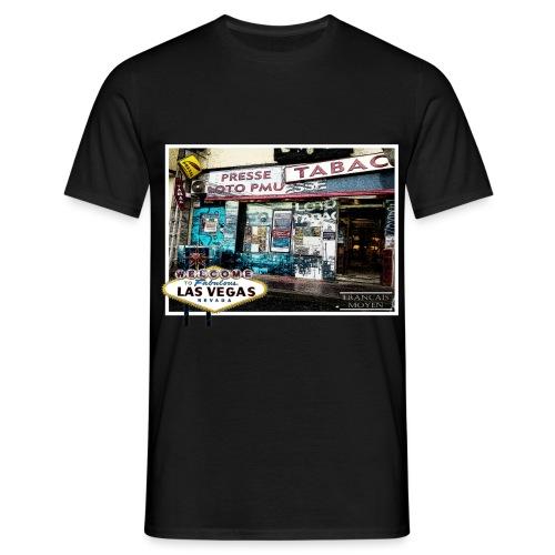 COLLECTION LAS VEGAS EX2 png - T-shirt Homme