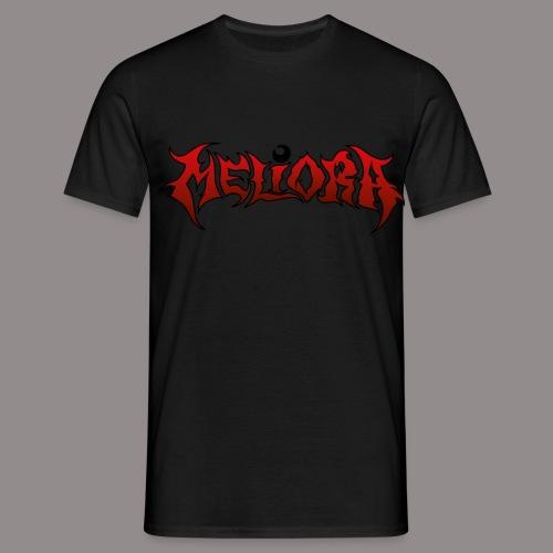 logo meliora - Camiseta hombre