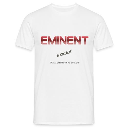 Eminent (rot) - Männer T-Shirt
