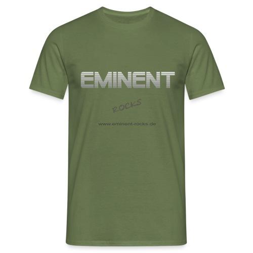 Eminent (weiß) - Männer T-Shirt