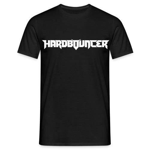 hardbouncer - Mannen T-shirt