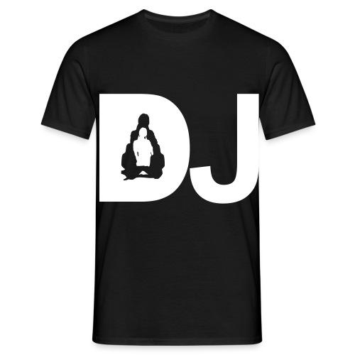 dj beatnik logo t shirt - Men's T-Shirt