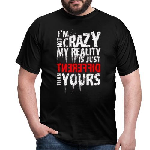 Different Reality - Maglietta da uomo