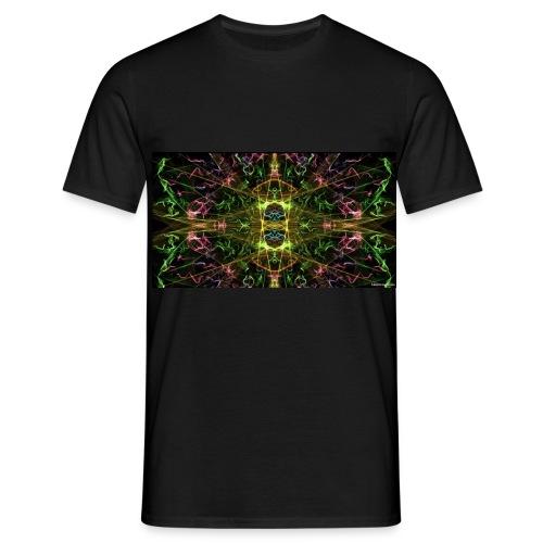 Mandala - Farbig - 1 - Männer T-Shirt