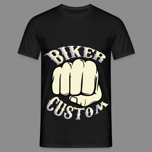 Biker Custom - Camiseta hombre