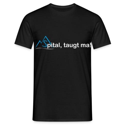 spital taugt ma png - Männer T-Shirt