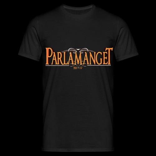 Logo trykk 2 png - T-skjorte for menn